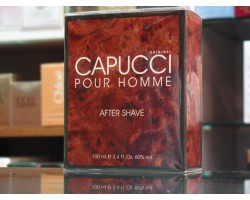 CAPUCCI Pour Homme - Aftershave Lotion 100ml DOPOBARBA