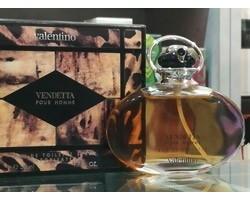Vendetta pour Homme - Valentino Eau de Toilette 50ml Edt Spray