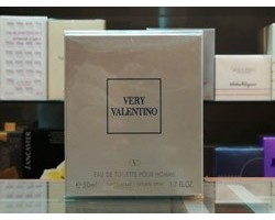 Very Valentino pour Homme - Valentino Eau de Toilette 50ml Edt Spray