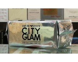 Emporio Armani City Glam for Him - Armani Eau de Toilette 50ml Edt Spray