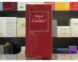 Pasha - Cartier Eau de Toilette 100ml Edt Spray