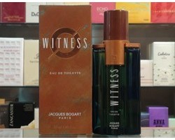 Witness Jaques Bogart Eau de Toilette 50ml Edt splash