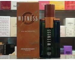 Witness Jaques Bogart Eau de Toilette 50ml Edt splash