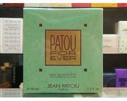Patou Forever Jean Patou Eau de Toilette 50ml Edt spray