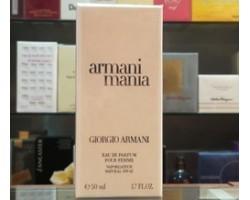 Armani Mania pour Femme - Giorgio Armani Eau de Parfum 50ml Edp Spray