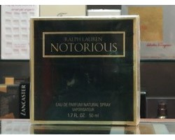 Notorious - Ralph Lauren Eau de Parfum 50ml Edp Spray