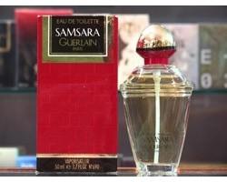 Samsara Guerlain Eau de Toilette 50ml Edt Spary Vintage