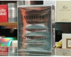 Attitude - Giorgio Armani Eau de Toilette 30ml Edt spray