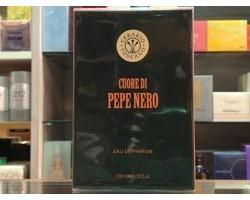 Cuore di Pepe Nero - Erbario Toscano Eau de Parfum 100ml Edp Spray
