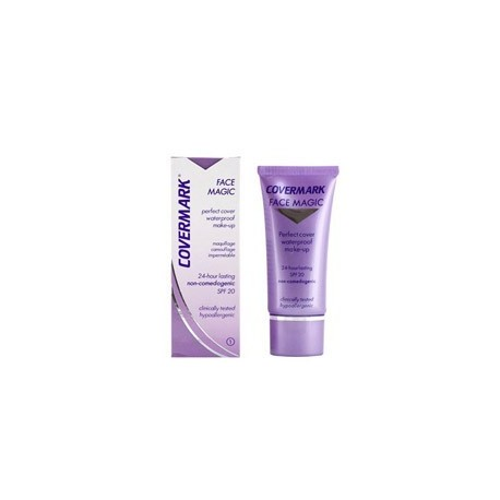 Face Magic Covermark 30ml Fondotinta Cremoso