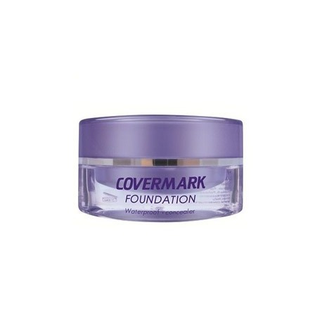 Covermark Foundation Waterproof Make up 15ml Fondotinta