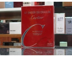 Le Baiser Du Dragon - Cartier Eau de Parfum 100ml Edp Spray