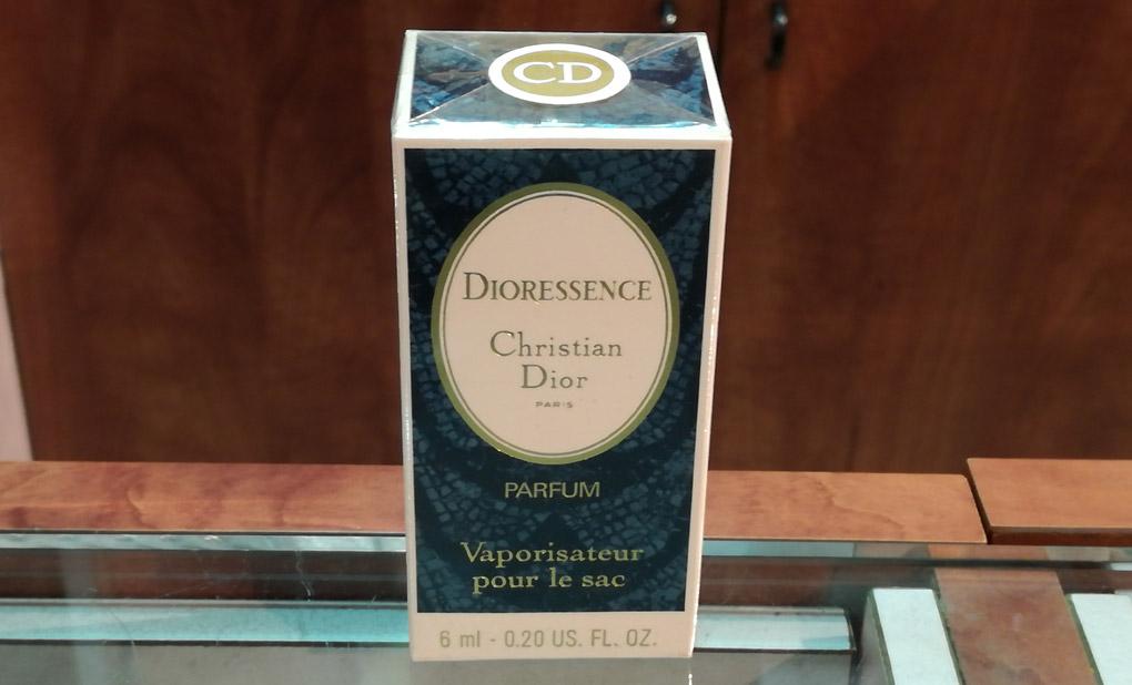 Rarissimo profumo Vintage Christian Dior. Doppio click per zummare ef388974d43