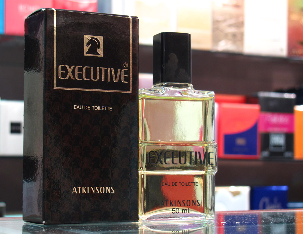 Executive Atkinsons Eau de Toilette 50ml Edt splash-ProfumeriaBettini.it bf76f49a3ea