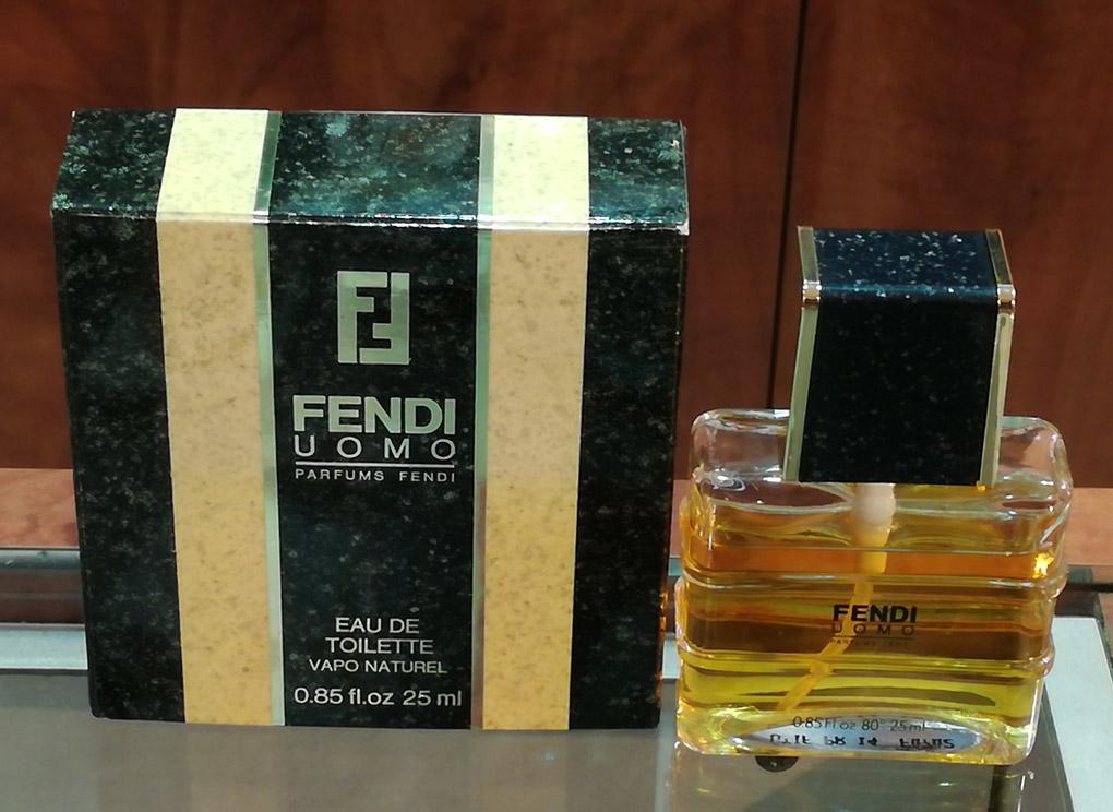 Fendi Uomo eau de toilette 25ml spray Vintage   profumeriaBettini.it 71b52b744f2