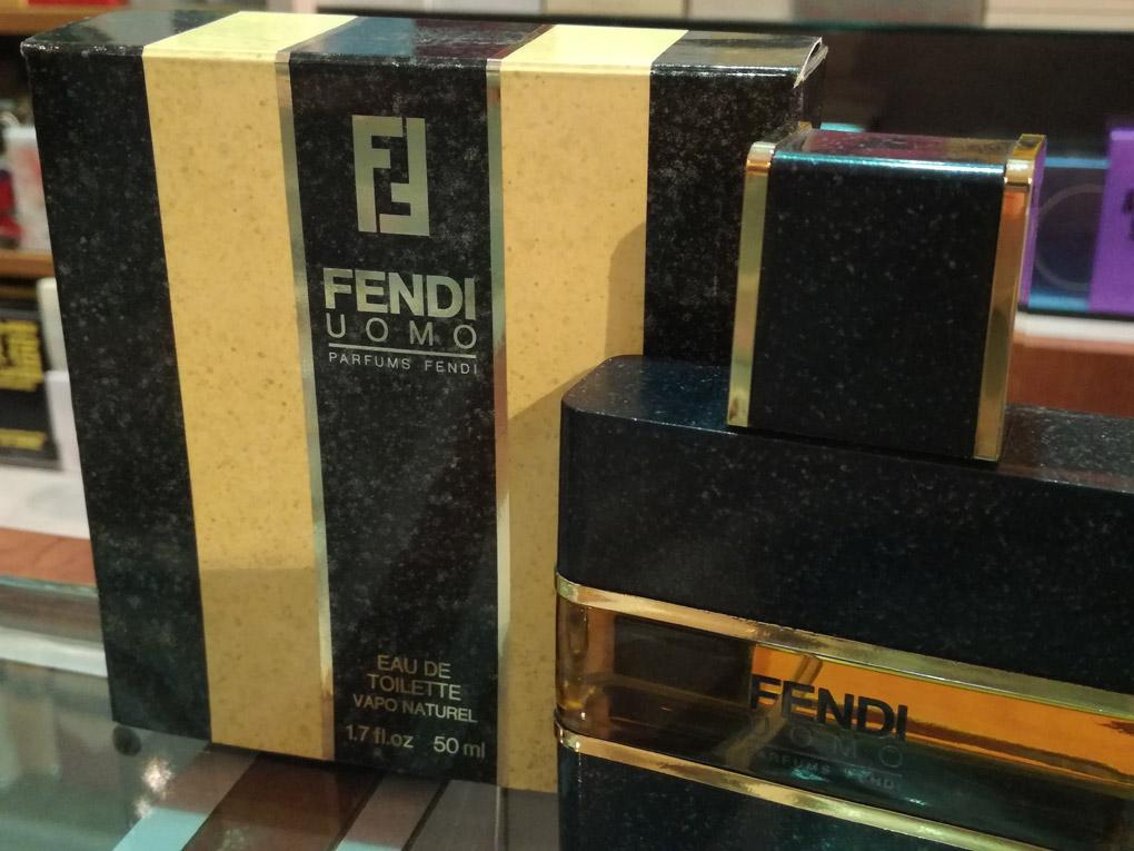 Rarissima fragranza da uomo by Fendi. Profumo Introvabile. Doppio click per  zummare 3b06314a2c9